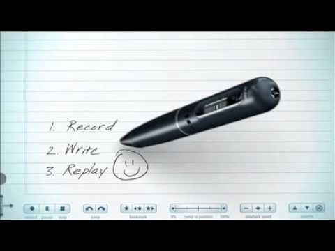 What Is It - The Livescribe Pulse Smartpen Explained.mov