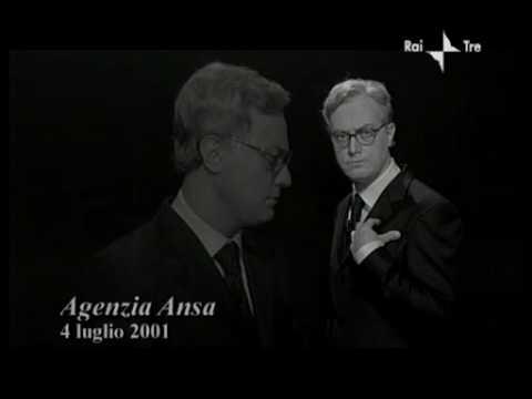 Corrado Guzzanti – Tremonti E Il Condono Fiscale.