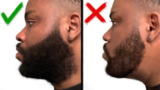 HOW TO GROW MORE FACIAL HAIR (in 60 days) — Men's Grooming + Skincare