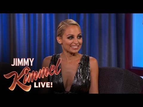 Nicole Richie Loves Playing Pranks On Her Dad Lionel