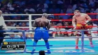Bute vs Mendy  Highlight