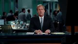 The Newsroom: Season 1 - Trailer #1 (HBO)