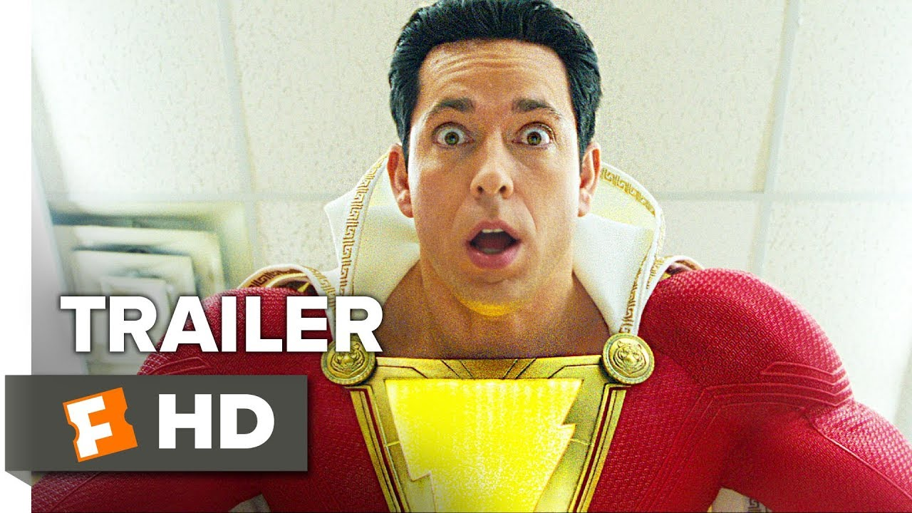Shazam! Comic-Con Teaser Trailer (2019) | Movieclips Trailers