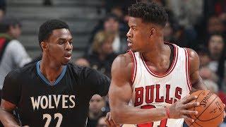 Jimmy Butler A Good Fit For Timberwolves | 2017 NBA Draft | ESPN