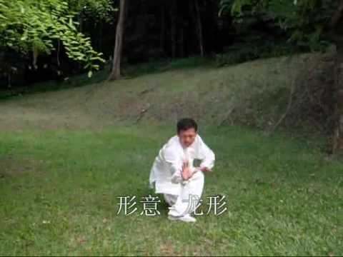 Xing Yi Quan, Practical Techniques, Xing Yi Sword Image 1