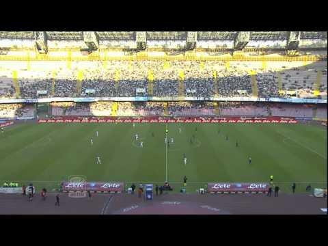 Napoli-Roma 2-0 - 10a giornata Serie A TIM 2014/2015 Sintesi (4 min)