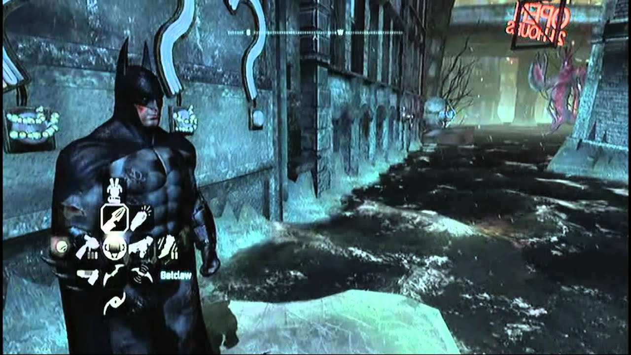 batman arkham city riddler guide