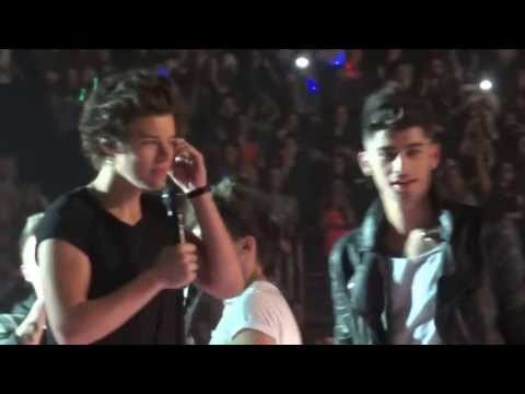 One Direction Live - Projet torn (amnéville) video