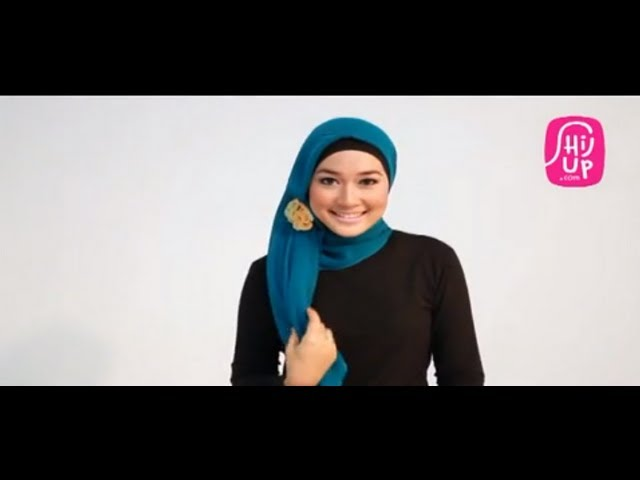 Hijab Tutorial Style 6 by HijUp.com