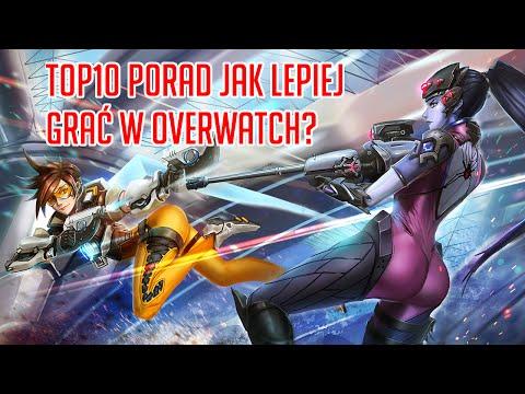 Top10 Porad Jak Grać W Overwatch - PORADNIK (60fps PL)