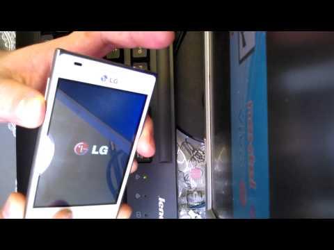 Dr.Celular - LG L5 E615 - Hard Reset - Desbloquear - Resetar