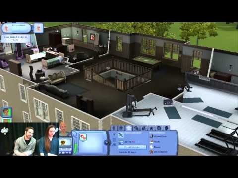 The Sims 3 Live Broadcast -- January 8, 2013