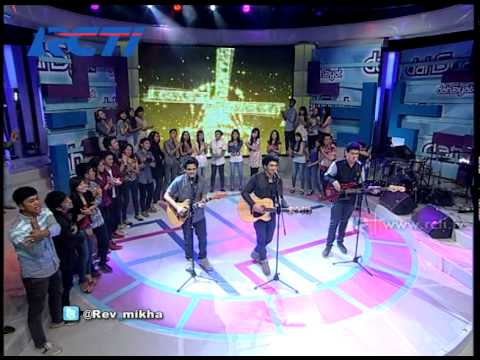 download lagu The Overtunes 'Sayap Pelindungmu' - dahSyat 14 Mei 2014 gratis