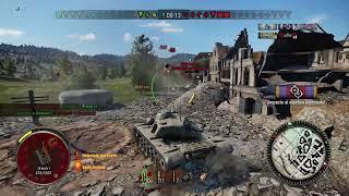 World of Tanks Xbox Edition -T110E5 (9 Kills ) medalla de Radley