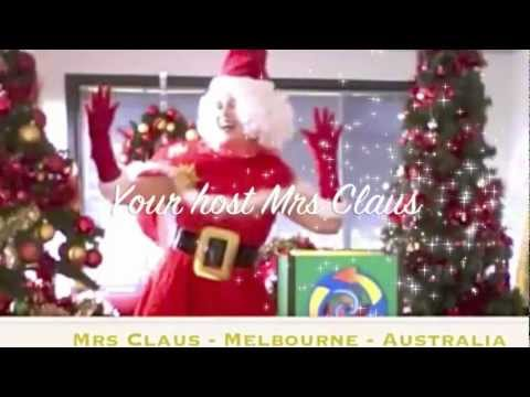 International Santa Claus Peace Village - Mrs Claus interviews Leading Australian Architect
