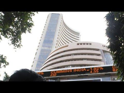 Market:Sensex bounces 115 points on Monday morning trade
