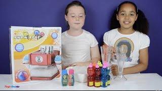 Candy Snow Cone Machine - DIY Extreme Sour Warheads Slushie | Toys AndMe