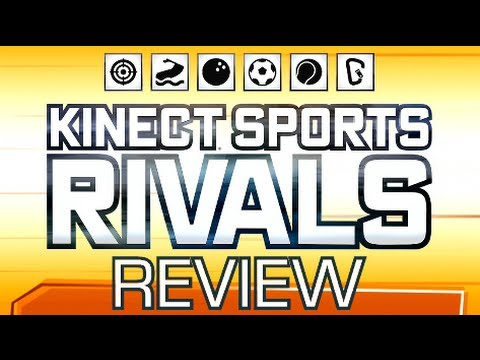 Kinect Sports Rivals - Review & First Impressisions