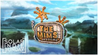 Solar Indie Sunday - The Mims Beginning ...English Speaking Aliens?!...
