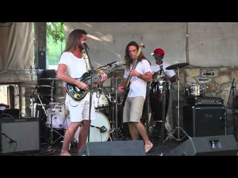 Ocean Roots Good Love Live at Guero's on 100.1 Sun Radio Austin, Texas
