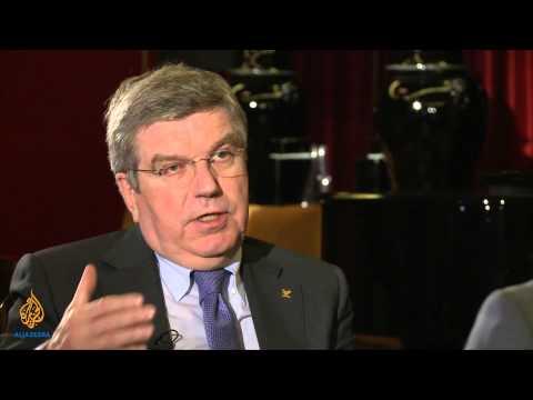 Talk to al Jazeera - Thomas Bach: International olympic president