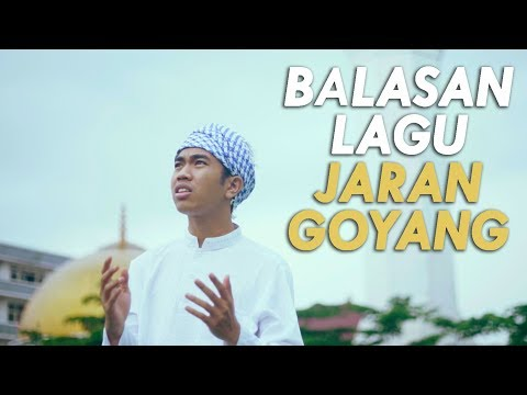 Balasan Lagu Jaran Goyang - Nella Kharisma (Music Video)