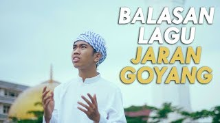 Download Lagu Balasan Lagu Jaran Goyang - Nella Kharisma (Music Video) Gratis STAFABAND
