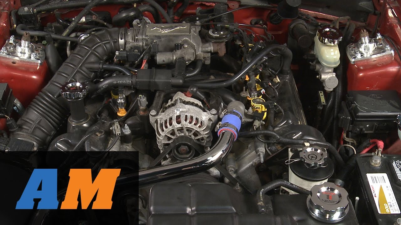 96 Mustang Gt Engine 96 Free Engine Image For User