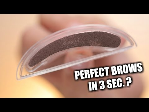 3 SECOND BROW STAMP! HIT OR MISS?