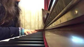 J.S. Bach - Air on the G String, adapted for piano - (Suite No. 3, BWV 1068)