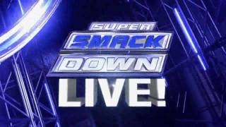 WWE Smackdown 30/08/11 Promo  Super SmackDown LIVE (HD)