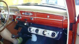 1963 Volvo PV 544 Resuurection