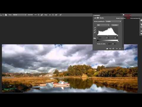 Tutorial Photoshop: Retoque de paisaje (Nivel Principiante).