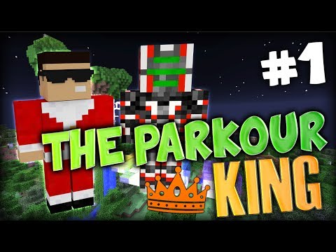 NEW Minecraft: Siege of the Parkour KING