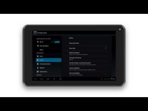Como economizar a bateria do seu tablet NavCity