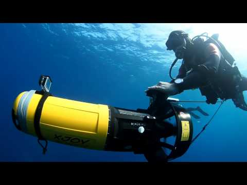 Diver Propulsion Vehicles - DPV