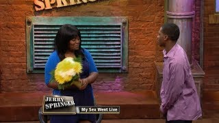 """""""So You're Not Going To Fight For Me?"""" (The Jerry Springer Show)"""