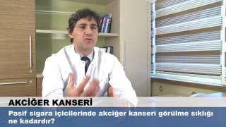Pasif sigara içicilerinde akciğer kanseri görülme sıklığı ne kadardır?