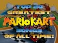 Top 20 greatest mario kart songs of all time