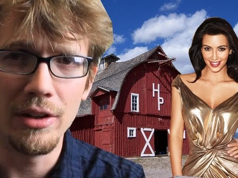 Why are Barns Red and Kardashians Famous