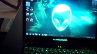 Alienware M14x Overview