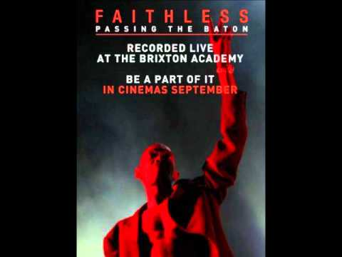 Faithless - I Want More - Pt 1