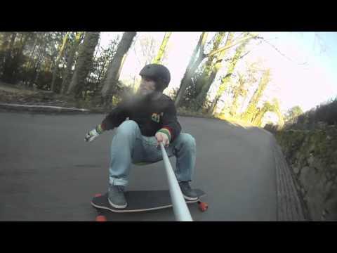 Geneva longboarders, with djul