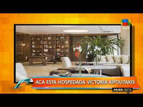 Piedra libre para Victoria Xipolitakis