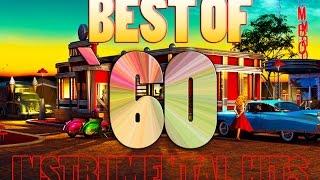 Best Of 60 Instrumental Hits Mega Mix High Quality