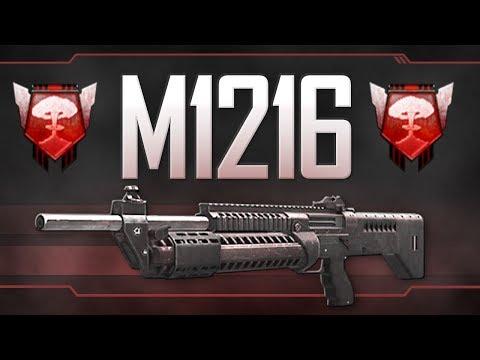 Nuclear c/M1216 com Silenciador | BGS eu Vou!
