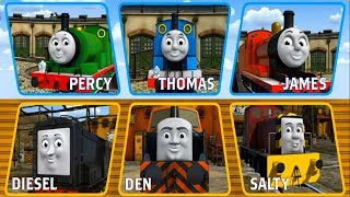 Game For Kids - Thomas And Friends Video Game Episodes #87