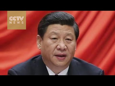 What is President Xi's blueprint for China?