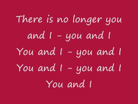 You and I - Medina lyrics