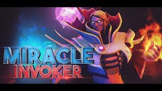 Reason Why He Is The BEST Invoker in Dota 2 - Miracle